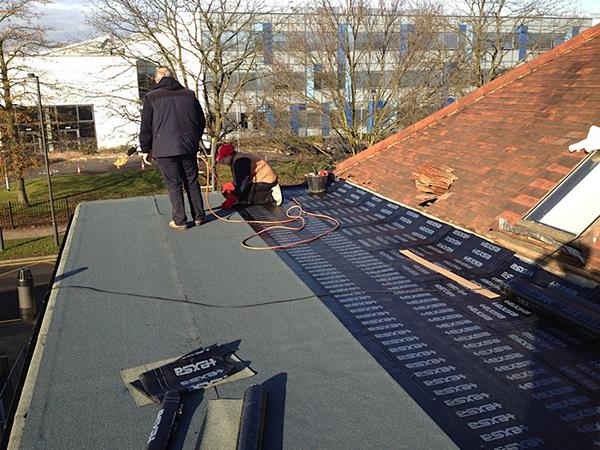 Flat Roof Felt Roof Gallery