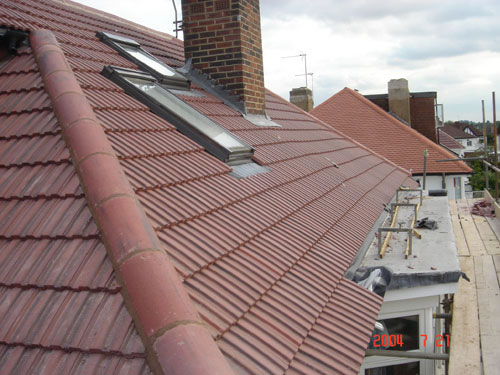 New roof roof tile repairs roof tile replacement complete new jakeman roofing services provide a quality roof replacement and roof repair service ppazfo